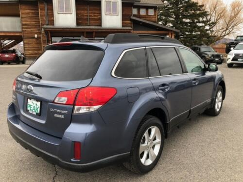 2014 Subaru Outback Limited (20)