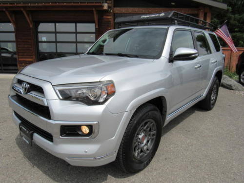 2014 Toyota 4Runner Limited (7)