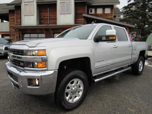2015 Chevrolet Silverado 2500HD LTZ Bozeman Used Cars (10)