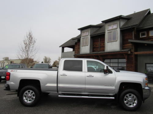 2015 Chevrolet Silverado 2500HD LTZ Bozeman Used Cars (13)