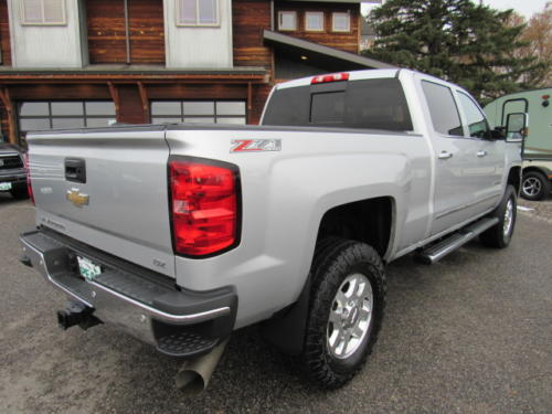 2015 Chevrolet Silverado 2500HD LTZ Bozeman Used Cars (14)