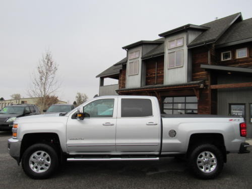 2015 Chevrolet Silverado 2500HD LTZ Bozeman Used Cars (9)