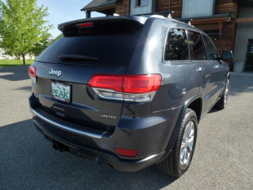 2015 Jeep Grand Cherokee Limited (9)