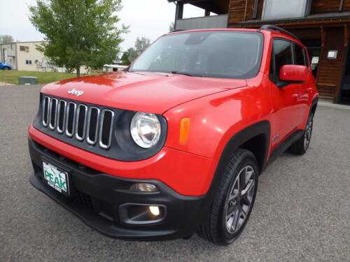 2015 Jeep Renegade Limited (17)