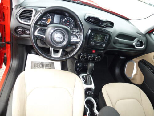 2015 Jeep Renegade Limited (20)