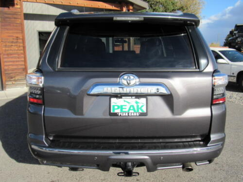 2015 Toyota 4Runner Limited (2)