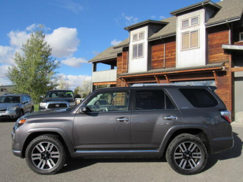 2015 Toyota 4Runner Limited (7)