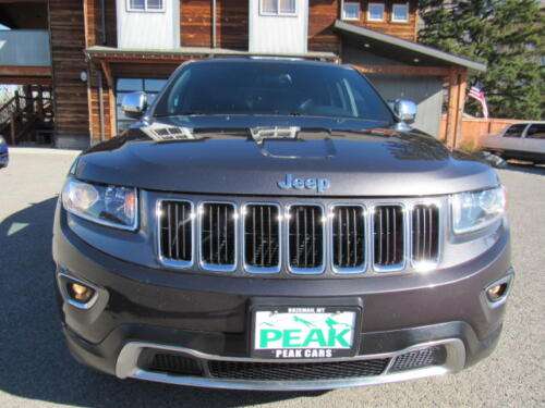 2016 Jeep Grand Cherokee Limited (2)