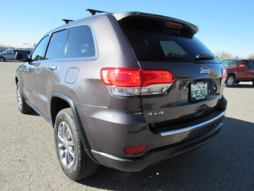 2016 Jeep Grand Cherokee Limited (5)