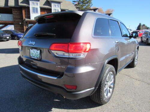 2016 Jeep Grand Cherokee Limited (9)