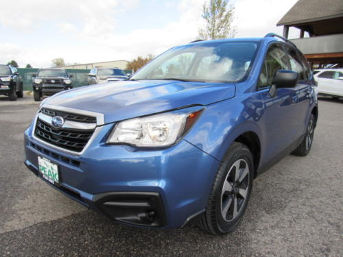 2018 Subaru Forester 2.5i Bozeman Used Cars (18)