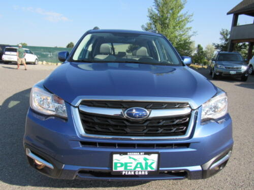 2018 Subaru Forester Limited (2)