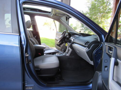2018 Subaru Forester Limited (21)