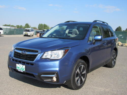 2018 Subaru Forester Limited (3)