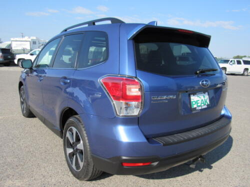 2018 Subaru Forester Limited (5)