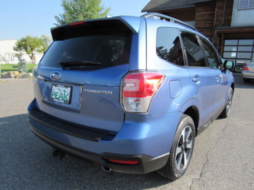 2018 Subaru Forester Limited (7)
