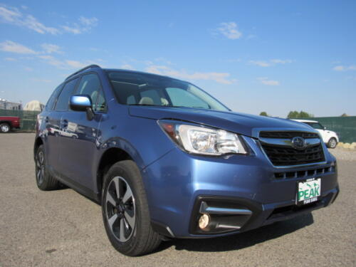 2018 Subaru Forester Limited (9)