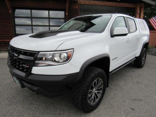 2019 Chevrolet Colorado ZR2 (7)