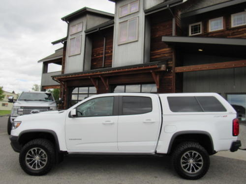 2019 Chevrolet Colorado ZR2 (8)