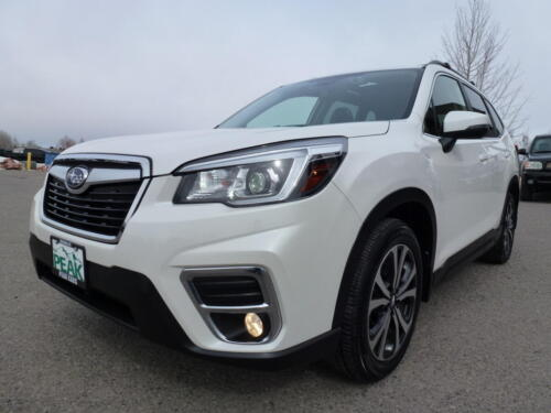 2020 Subaru Forester Limited (12)