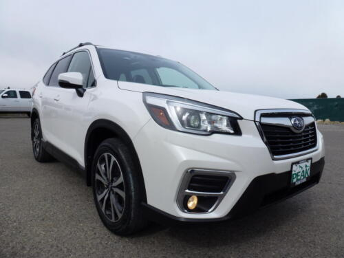 2020 Subaru Forester Limited (19)